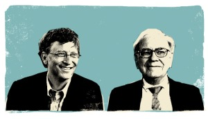 bill gates buffett